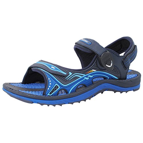 Upper Arch Size Women 8655 Comfort GP7592 Lite Durable Men Breathable Blue Support Slide Adjustable with Sandals 5 Men 11 7 O7zq4
