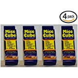 Mice Cube Reusable Humane Mouse Trap 4 Pack