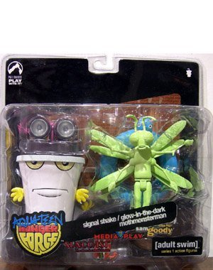 Master Shake - Adult Swim Action Figure 2Pack Exclusive