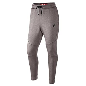 b7d5b266eb669f Nike Herren NSW Tech Fleece Trainingshose Partikel  Rosa Heidekrautgrau Schwarz 2XL