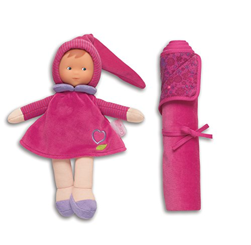 - Corolle Babi Blanket Doll, Miss Grenadine
