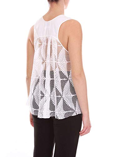 Blanco Forte 5469 Mujer Top forte xHWzAPwRq