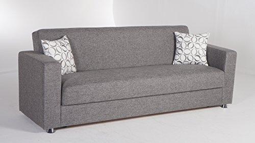tokyo diego gray convertible sofa