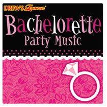 Bachelorette Party Music CD Party Music