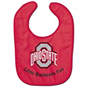 NCAA Ohio State University WCRA1996714 All Pro Baby Bib