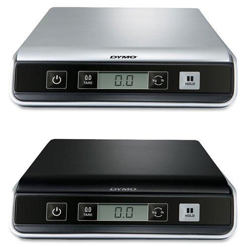 Digital Postal Scale, M10, Capacity 10lb., Black/Silver, Sold as 1 Each - pelouze manufacturing co Digital Postal Scale, M10, Capacity 10lb., Black/