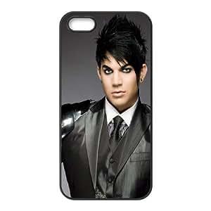 iPhone 5,5S Phone Case Black Adam Lambert ZKH9367931