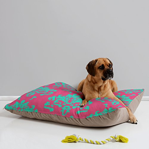 Deny Designs Rebecca Allen The Sophisticate Pet Bed, 40 by 30-Inch - Sophisticate Design