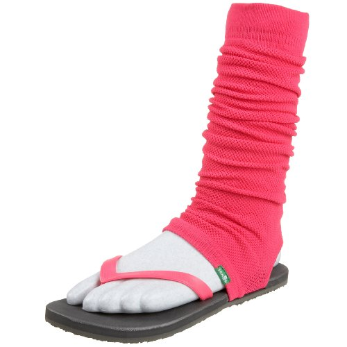 Sanuk Women's Tube Flops Sandal Pink (Rose) Y4A8l1Rw1