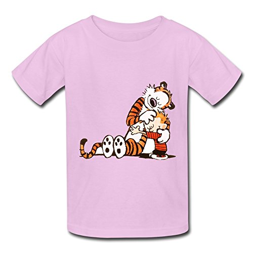 kids-boys-girls-tee-shirt-thomas-calvin-and-hobbes-tiger-animation-pink-size-m