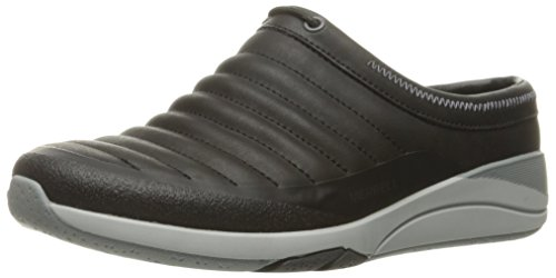 Merrell Women's Applaud Slide Slip-On Shoe, Black, 9.5 M US by Merrell