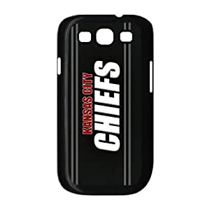 Cutstomize Kansas City Chiefs NFL Series Back Cover Case for SamSung Galaxy S3 I9300 JNS3-1237 hjbrhga1544