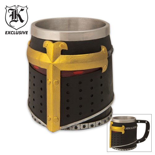 Black Knight Mug, Outdoor Stuffs