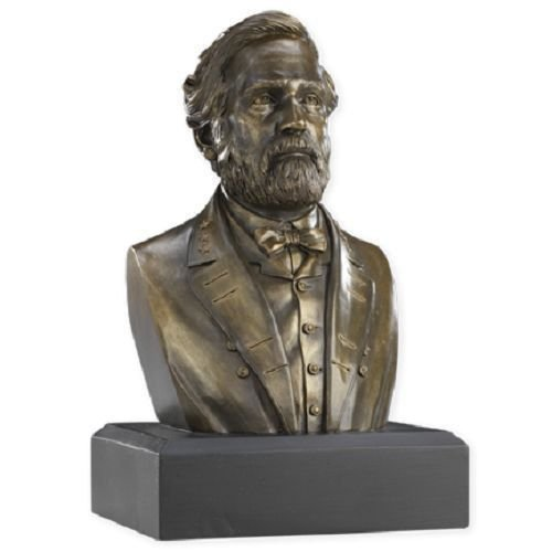 Robert E. Lee Civil War Bust – Great Americans Collection