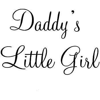 Amazoncom Daddys Little Princess Nursery Wall Decals Cute Baby