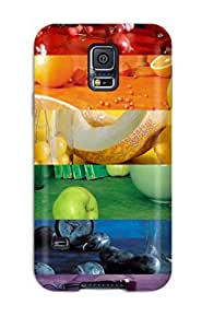 New Snap-on JeffreySCovey Skin Case Cover Compatible With Galaxy S5- Other