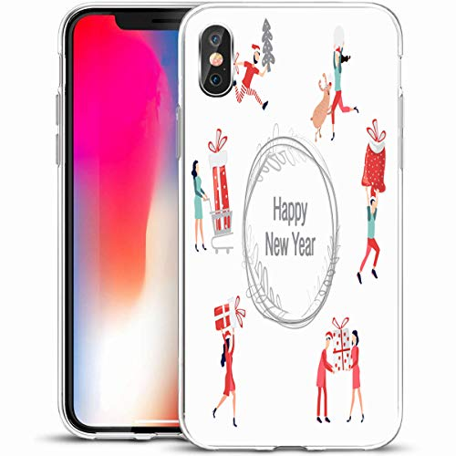 Tobesonne Protective Phone Case Cover for iPhone X/XS 5.8