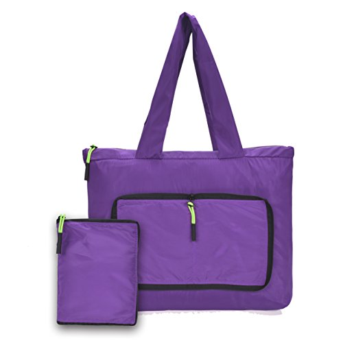 lovely purple tote