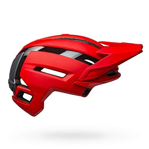 BELL Heren Super Air Mips fietshelm MTB, mat/glanzend