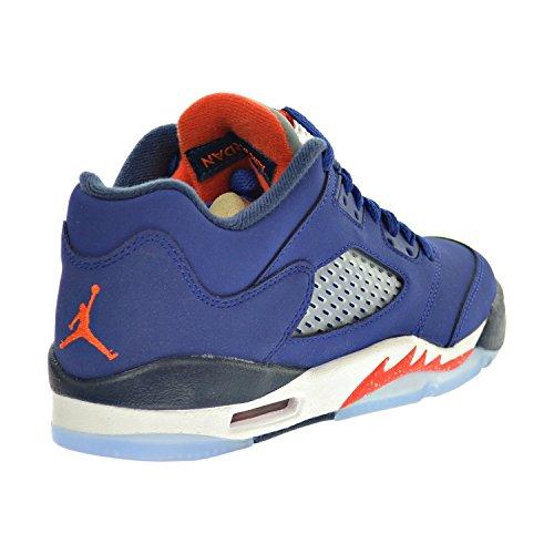 4 338 arancione arancio Scarpe Blu Blu Kid Di Us Poco Jordan Big Air Uniti 5 Retro Degli 314 gs M Basso Stati 417 Bianco CCwOZvq