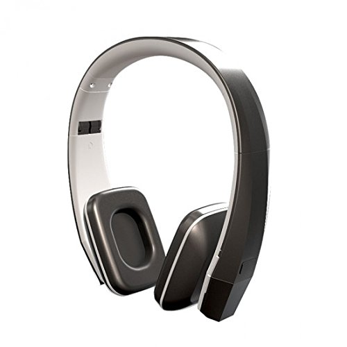Power Acoustik HIR-2B 2-Channel Wireless Ir Headphones (Graphite Black)