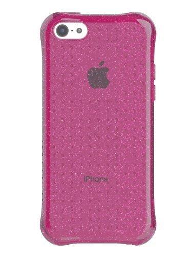 Ballistic LS Jewel Series Case for iPhone 5c (Pink Translucent) (Ballistic 5c Jewel)