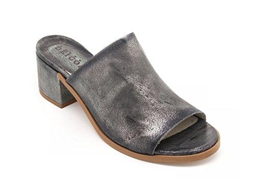 DEI Sandals Women's Grey Fashion FABBRICA COLLI qapwxn8vC