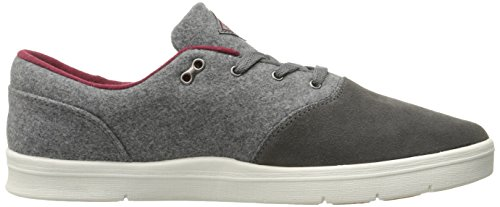 Emerica-The Reynolds Cruiser Lt gris/rojo