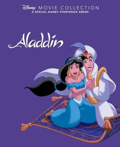 Disney Movie Collection: Aladdin: A Special Disney Storybook