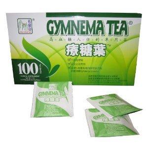Gymnema Green Tea For Diabetics, No Caffeine