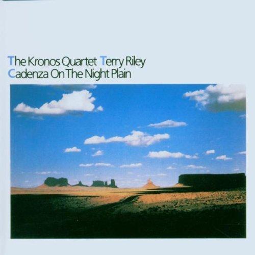 Cadenza On The Night Plain by Kronos Quartet (2006-01-27) ()