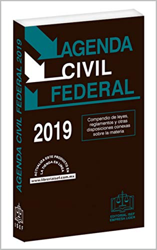 Amazon.com: AGENDA CIVIL FEDERAL 2019 (Spanish Edition ...