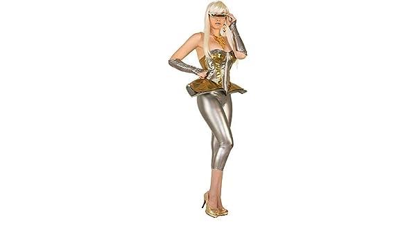 Only Sports Gear Mujer SCI FI Disfraz Accesorio futurista Cyborg ...