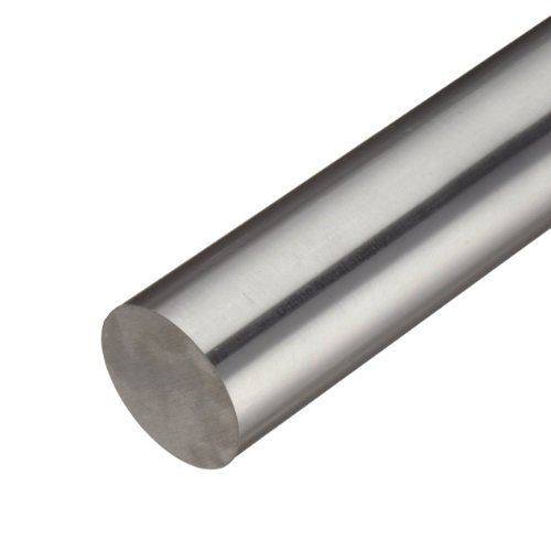 6AL-4V Grade 5 Titanium Round Rod 2'' diameter x 12'' long by Online Metal Supply