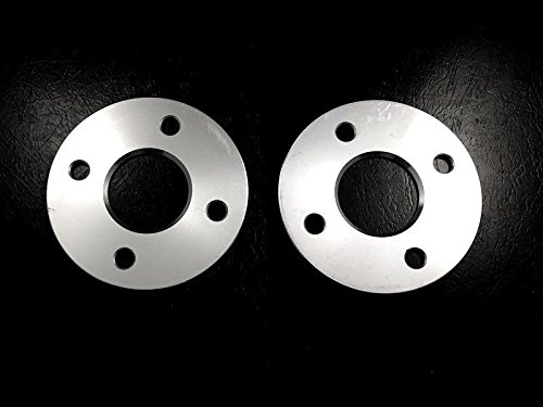 Customadeonly 2 Pieces 3//16 5mm Hub Centric Wheel Spacers Adapters Bolt Pattern 4x4.5 4x114.3 Thread Pitch 12x1.25 Center Bore 73.1mm Fits 240Z 260Z 280Z