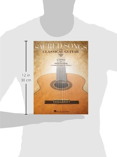 Sacred Songs For Classical Guitar (Standard Notation & Tab) Photo #2