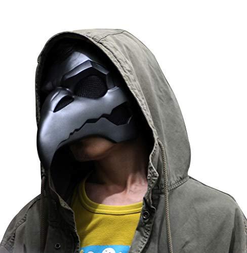 Gmasking 2019 Doctor Ravens Reaper Adult Cosplay Mask