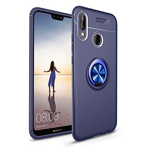Newseego Compatible with Huawei P20 Lite Case,Huawei Nova 3E Case, 360