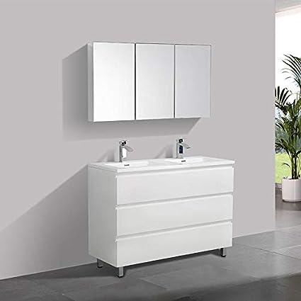 Stano Meuble Salle De Bain Design Double Vasque Verona