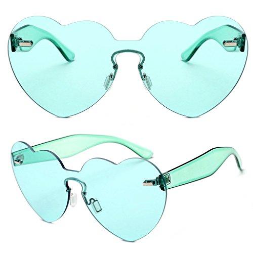 Manyo mujer Gafas Verde de sol para PwprzP4q