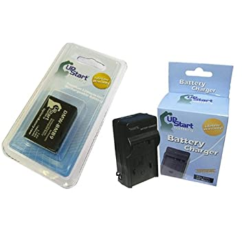 Amazon.com: Panasonic DMW-BMB9PP Batería y Cargador ...