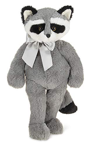 Bearington Camper Plush Raccoon Stuffed Animal, 16 for sale  Delivered anywhere in USA