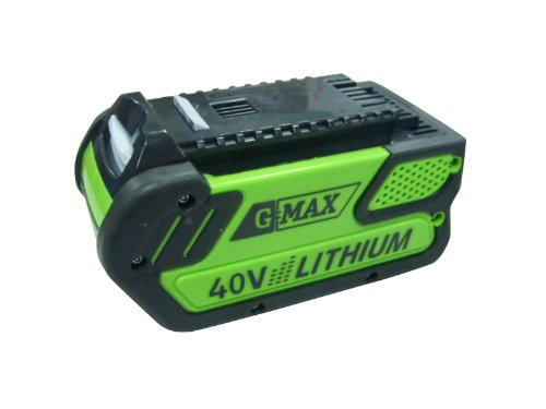 Price comparison product image GreenWorks 29472 G-MAX 4 AH Li-Ion, 40V 4amp G-MAX Battery