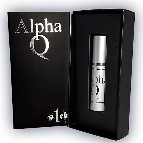 """Pheromones For Men to [Attract Women] Patented Unmatched RAW Male Pheromone Cologne Fragrance""""ALPHA Q"""" Pure Attraction Perfume Spray by""""S1CK"""""""