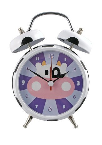Streamline Clocks Cow Alarm Clock BTZ951 Animals