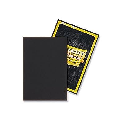 Arcane Tinman Sleeves: Dragon Shield Matte Japanese Slate (60) AT-11127: Toys & Games