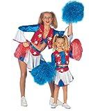 Wilbers Cheerleader Galaxy Kids Costume (9-10 Years)