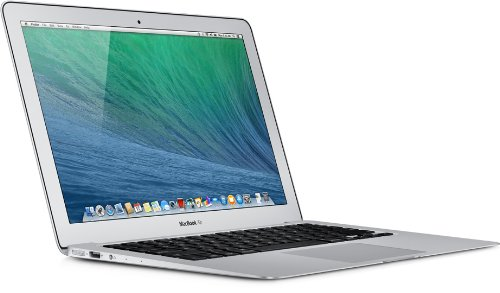 Apple-MacBook-Air-11-inch-Laptop-Core-i5-14GHz-4GB-RAM-256GB-HDD-Mac-OS-X-104-Tiger