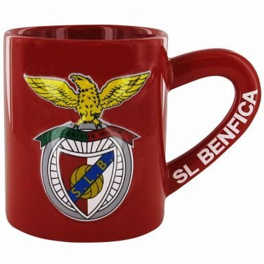 Benfica SL 3D Crest Mug