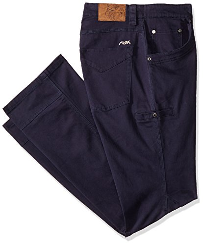 Mountain Khakis Men's Camber 105 Pant Classic Fit, Navy, 32 x 30